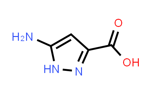 5-Amino-1H-pyrazole-3-carboxylic acid