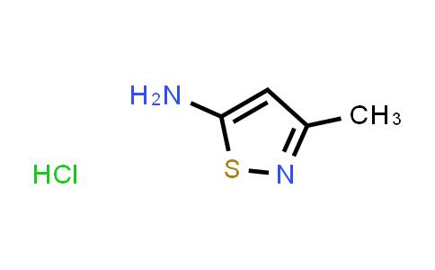 5-AMINO-3-METHYLISOTHIAZOLE HYDROCHLORIDE