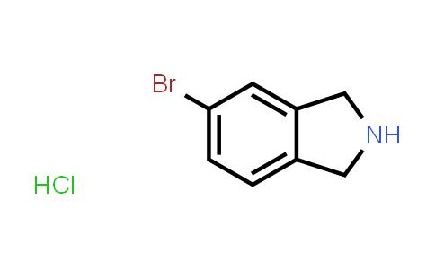 5-BROMO-2,3-DIHYDRO-1H-ISOINDOLE HYDROCHLORIDE