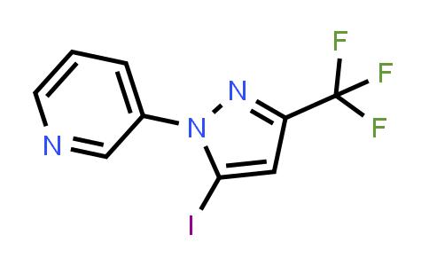 5-Isoxazolamine,3-(trifluoromethyl)-(9CI)