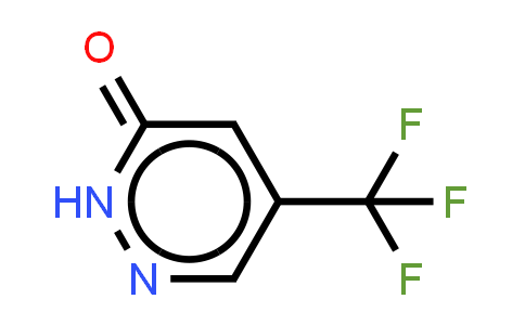5-Trifluoromethyl-2H-pyridazine-2-one