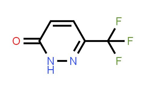 6-(trifluoromethyl)-2,3-dihydropyridazin-3-one