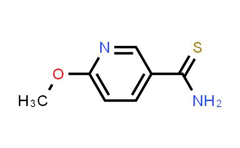 6-METHOXYPYRIDINE-3-CARBOTHIOAMIDE