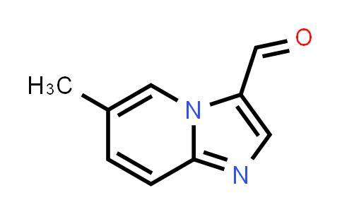 6-Methylimidazo[1,2-a]pyridine-3-carbaldehyde