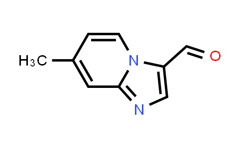 7-METHYLIMIDAZO[1,2-A]PYRIDINE-3-CARBALDEHYDE