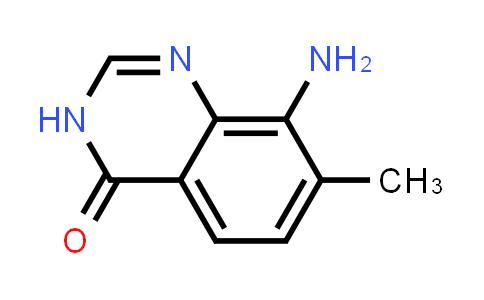 8-Amino-7-methyl-quinazolin-4(3H)-one