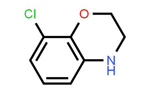 8-Chloro-3,4-dihydro-2H-benzo[1,4]oxazine