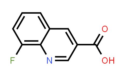 8-fluoro-quinoline-3-carboxylic acid