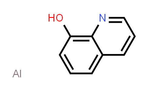 8-Hydroxyquinoline aluminum salt