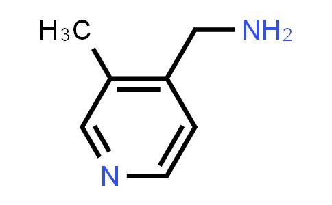 C-(3-METHYL-PYRIDIN-4-YL)-METHYLAMINE
