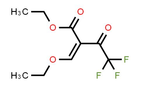 Ethyl 2-(ethoxymethylene)-4,4,4-trifluoroacetoacetate