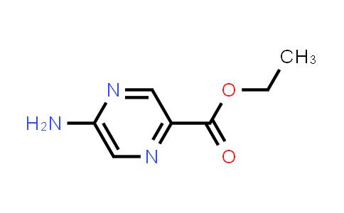 Ethyl 5-amino-2-pyrazinecarboxylate