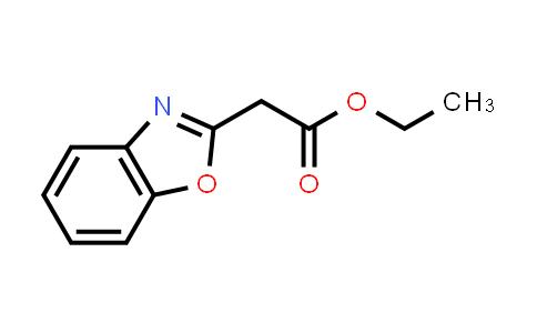 ethyl benzoxazol-2-ylacetate