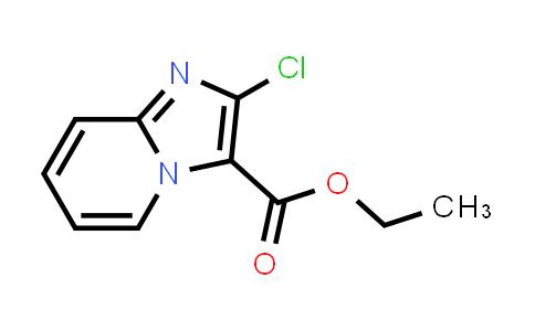 Imidazo[1,2-a]pyridine-3-carboxylic acid, 2-chloro-, ethyl ester