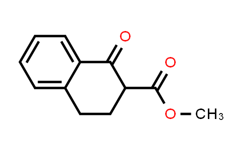 Methyl 1-oxo-1,2,3,4-tetrahydronaphthalene-2-carboxylate