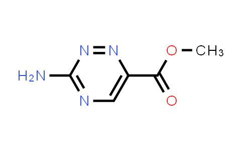 methyl 3-amino-1,2,4-triazine-6-carboxylate