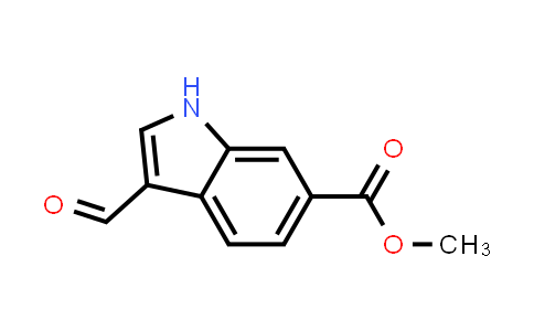 METHYL 3-FORMYLINDOLE-6-CARBOXYLATE