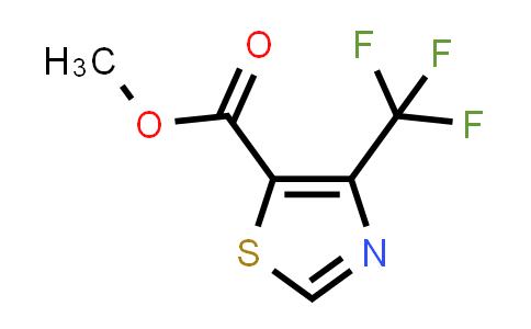 methyl 4-(trifluoromethyl)-1,3-thiazole-5-carboxylate