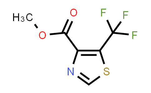 methyl 5-(trifluoromethyl)-1,3-thiazole-4-carboxylate