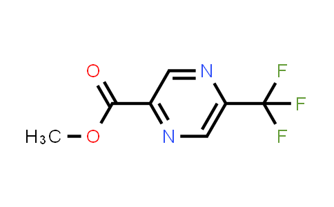 methyl 5-(trifluoromethyl)pyrazine-2-carboxylate