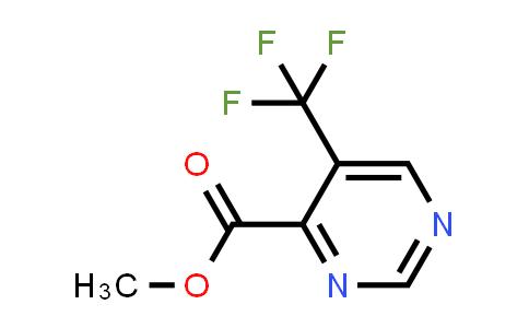 methyl 5-(trifluoromethyl)pyrimidine-4-carboxylate