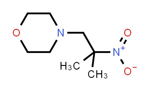 N-(2-Nitroisotutyl)-Morpholine