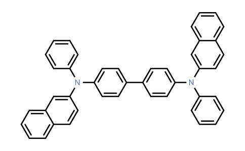 N,N'-Bis(naphthalene-2-yl)-N,N'-bis(phenyl)benzidine