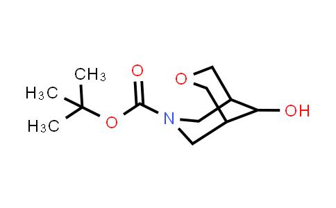 N-Boc-3-oxa-7-azabicyclo[3.3.1]nonan-9-ol
