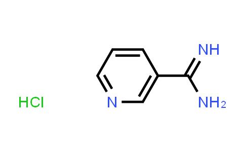 Nicotinamidine hydrochloride