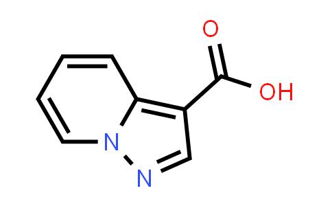 Pyrazolo[1,5-a]pyridine-3-carboxylic acid