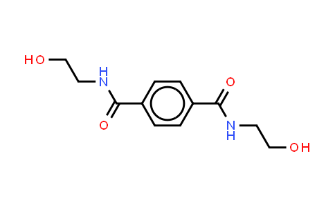 Terephthalic acid bis-N-(2-hydroxyethyl)amide