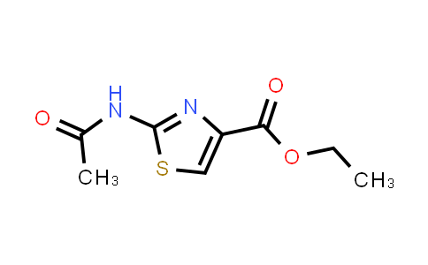 Ethyl 2-(acetylamino)-1,3-thiazole-4-carboxylate