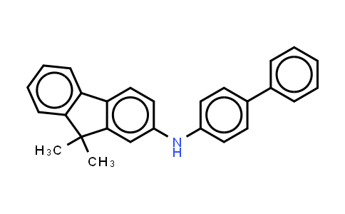 N-(4-biphenyl)-(9,9-dimethylfluoren-2--yl)Amine