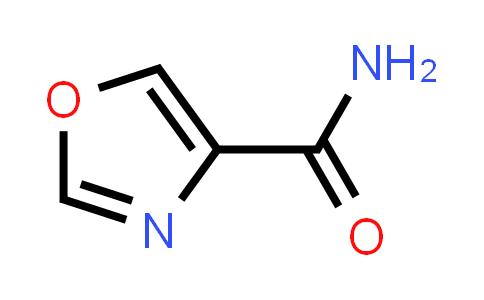 OXAZOLE-4-CARBOXAMIDE