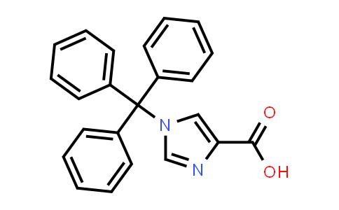 1-Trityl-1H-iMidazole-4-carboxylic acid