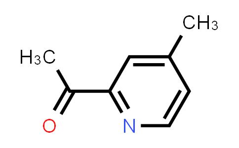 2-Acetyl-4-Methylpyridine