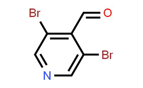 3,5-DibroMopyridine-4-carboxaldehyde