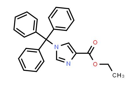 Ethyl 1-trityl-1H-iMidazole-4-carboxylate
