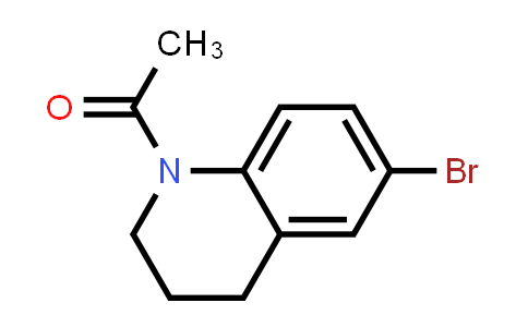 1-acetyl-6-bromo-1,2,3,4-tetrahydroquinoline