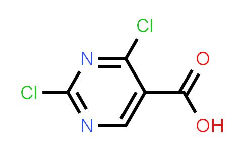 2,4-Dichloropyrimidine-5-carboxylic acid