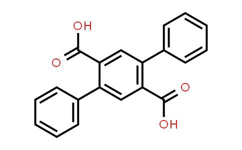 2,5-Diphenylbenzene-1,4-dicarboxylic acid