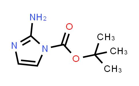 2-AMino-1-Boc-iMidazole