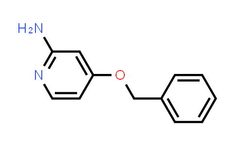 2-Amino-4-(benzyloxy)pyridine