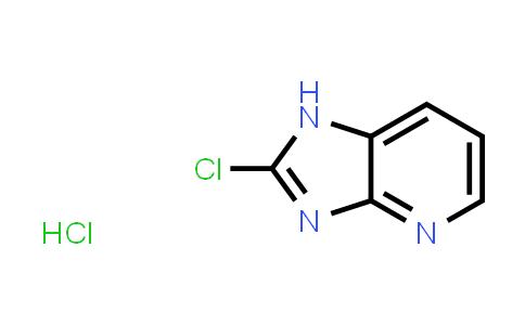 2-chloro-1H-imidazo[4,5-b]pyridine hydrochloride