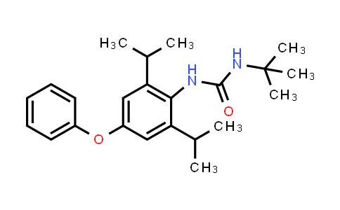 3-(2,6-DIISOPROPYL-4-PHENOXYPHENYL)-1-TERT-BUTYLUREA