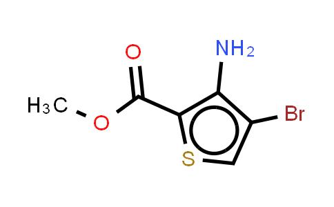 3-AMino-4-broMo-thiophene-2-carboxylicacidMethylester