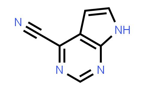 4-Cyano-7H-Pyrrolo[2,3-d]pyrimidine