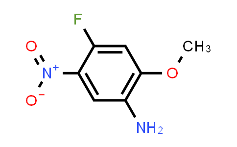 4-fluoro-2-Methoxy-5-nitroaniline