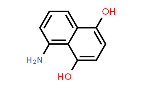 5-aminonaphthalene-1,4-diol