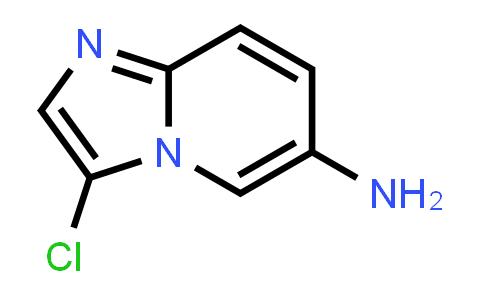 IMidazo[1,2-a]pyridin-6-aMine, 3-chloro-